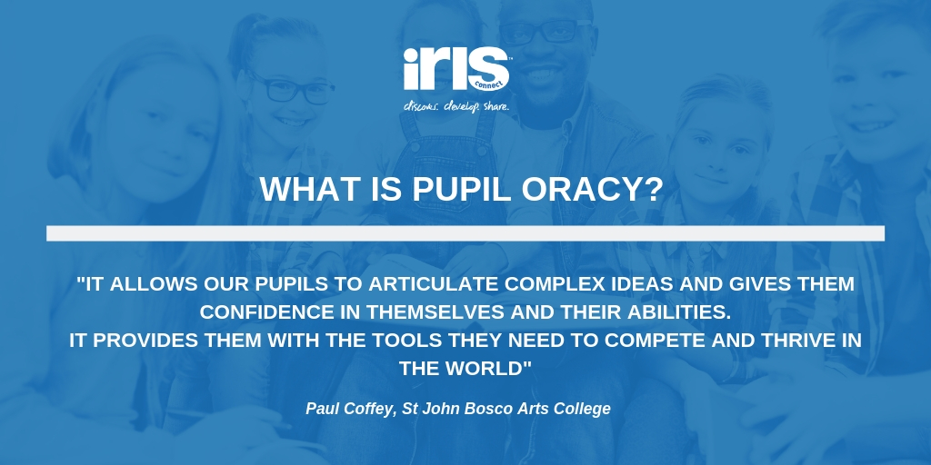 what is pupil oracy?