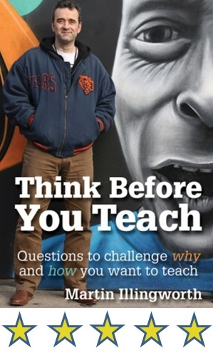Think before you teach