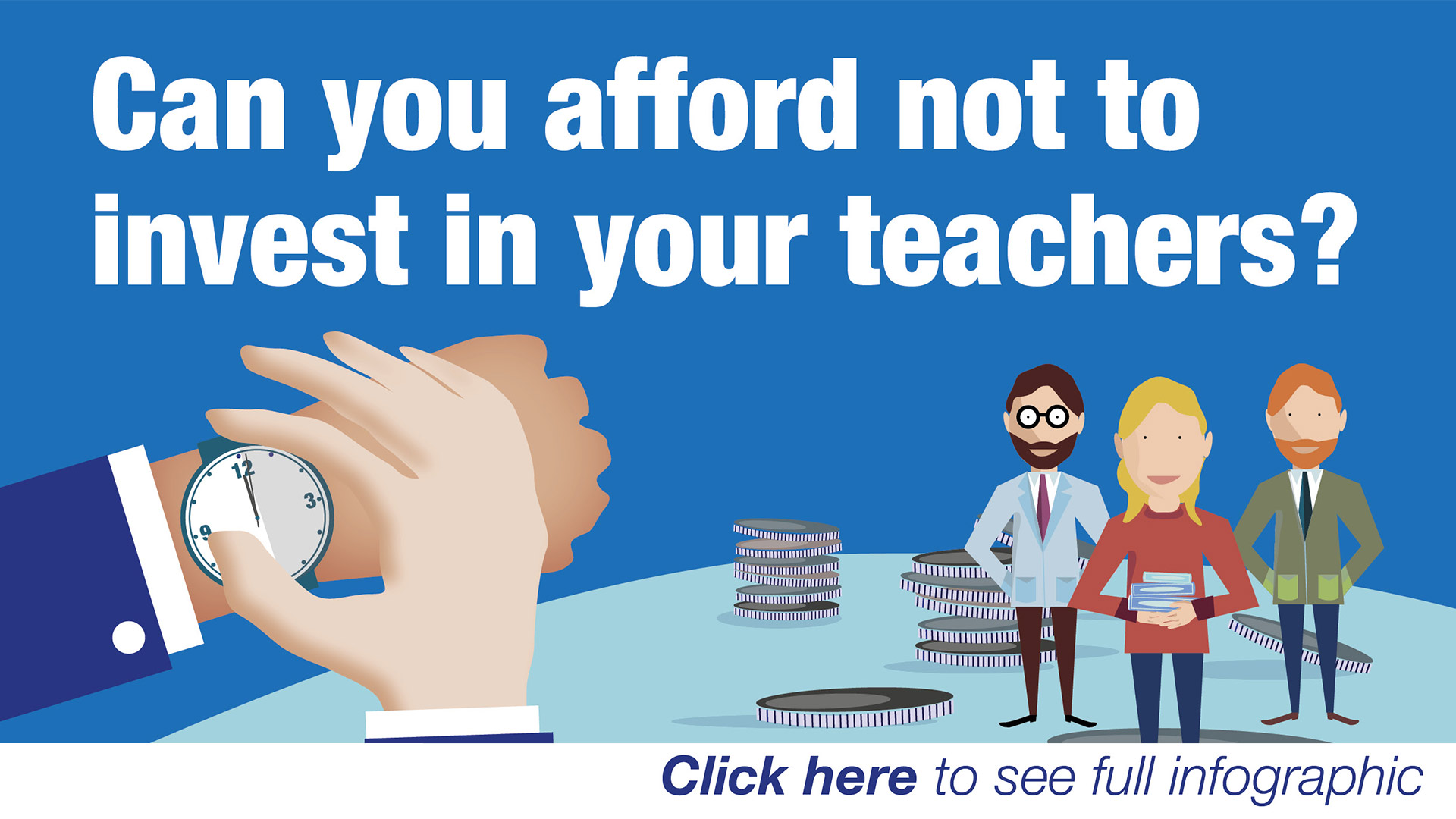 teacher cpd infographic